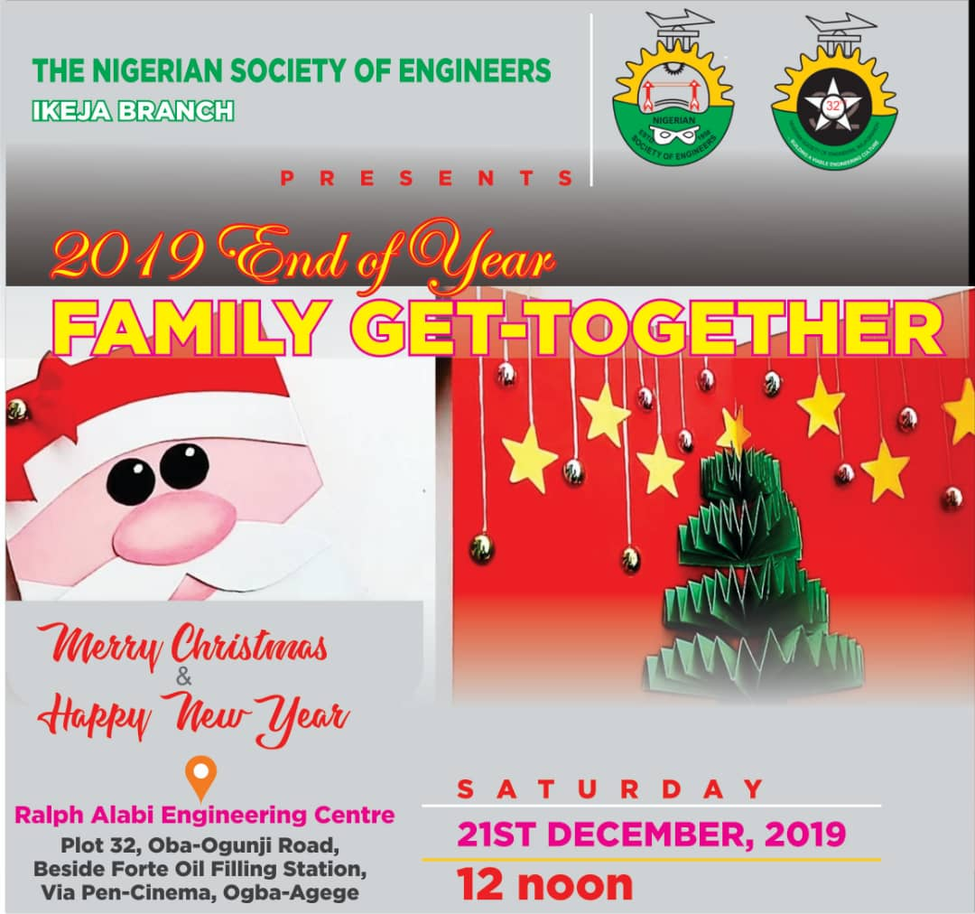 2019 End-Year Family Get-Together